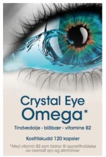 Crystal Eye Pack shot
